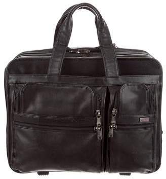90ed575c50 Tumi Extra Large Wheeled Split Duffel Bag