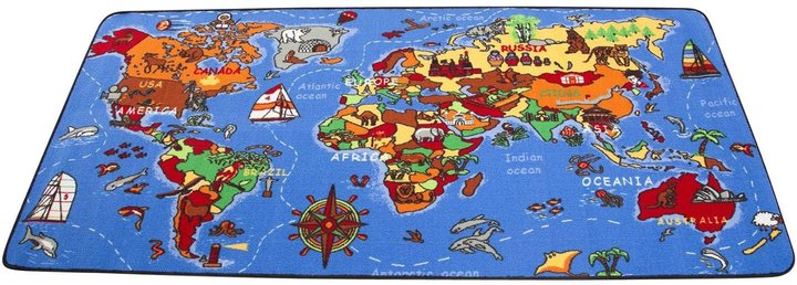 Learning Carpets Where In The World