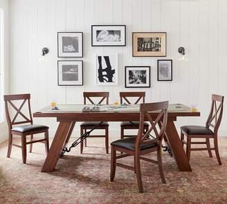Pottery Barn Poker Table