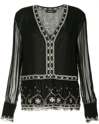 Magali Pascal bohemian blouse