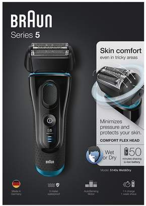 Series 5 5140S Men's Electric Foil Shaver