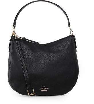 Kate Spade Women's Pebbled Leather Mylie Hobo Bag