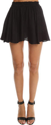 LoveShackFancy Circle Mini Skirt