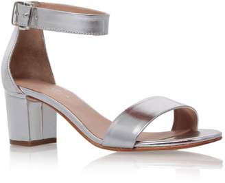 Kurt Geiger Carvela Krisp Metallic Sandal