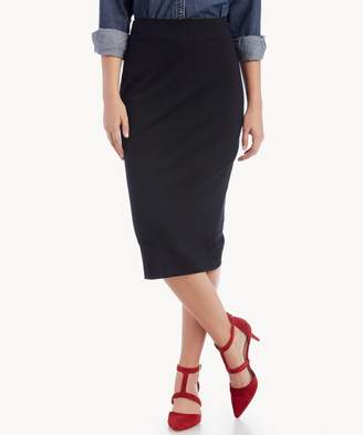 Sole Society Ponte Pencil Skirt