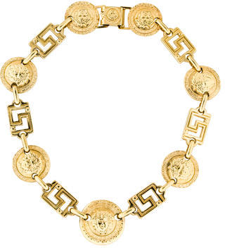 Versace Versace Medusa Chain Necklace