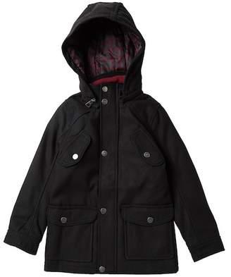 Urban Republic Wool Military Jacket (Big Boys)