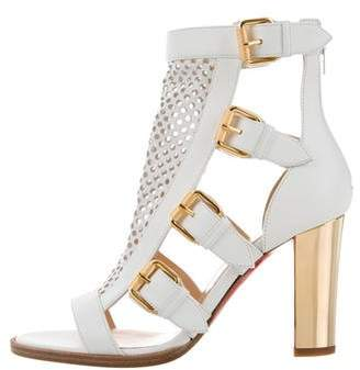 Christian Louboutin Fencing 85 Sandals