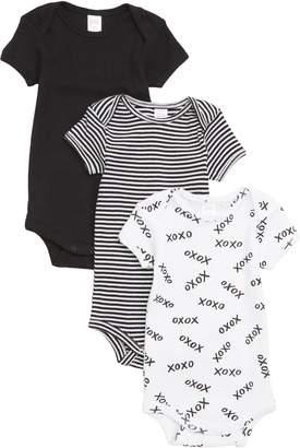 Nordstrom Short Sleeve Cotton Bodysuits