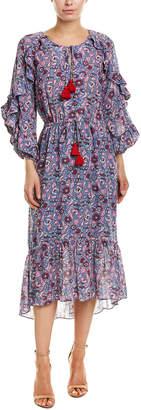 Figue Elodie Midi Dress