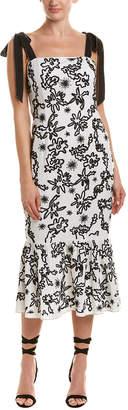 Rachel Zoe Lily Midi Dress