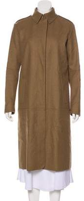 Reed Krakoff Button-Up Long Coat