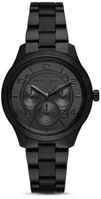 Michael Kors Runway Black Watch, 38mm