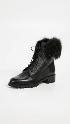LK Bennett Delli Combat Boots