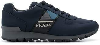 Prada Technical lace-up sneakers