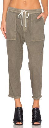 James Perse Relaxed Twill Pant $245 thestylecure.com