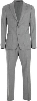 Ermenegildo Zegna Flannel Suit