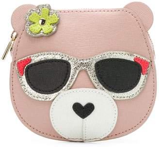 Furla Allegra Bear coin purse