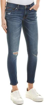 Hudson Jeans Krista Vintage Artic Super Skinny Crop