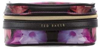 Ted Baker Floral Print Cosmetic Bag