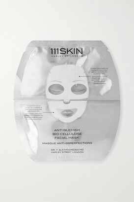 Acne Studios 111Skin - Anti Blemish Bio Cellulose Facial Mask - Colorless
