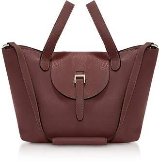 Meli-Melo Argan Thela Medium Tote Bag