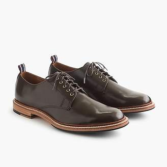 J.Crew Oar Stripe Italian leather derbys
