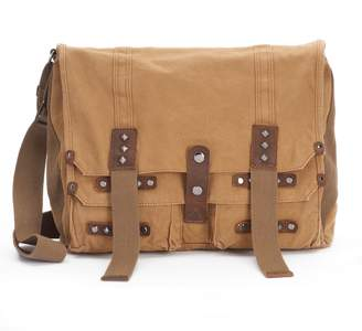 Ash The Same Direction Deck Studded Messenger Bag