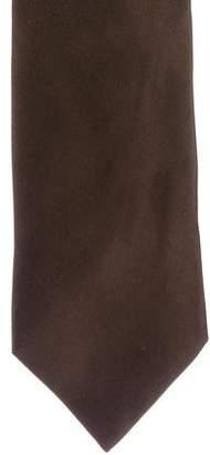 Dolce & Gabbana Silk Twill Tie