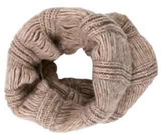 Maison Margiela Alpaca-Blend Knit Snood
