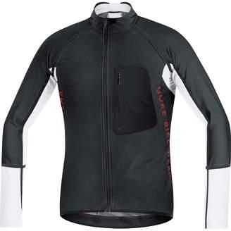 Gore Bike Wear Alp-X Pro WS SO Zip-Off Jersey - Long-Sleeve - Men's