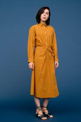 Sea Capri Shirt Dress