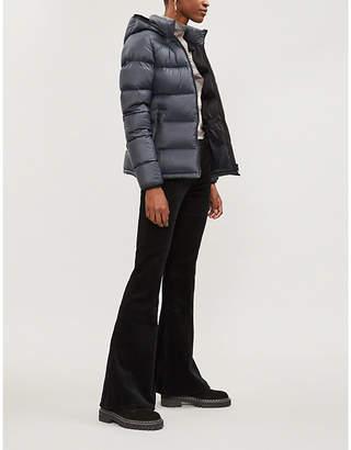 Moose Knuckles Govan hooded shell-down puffer jacket