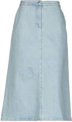 Vanessa Seward Denim skirts