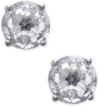 Kate Spade 14k Gold-Plated Crystal Stud Earrings