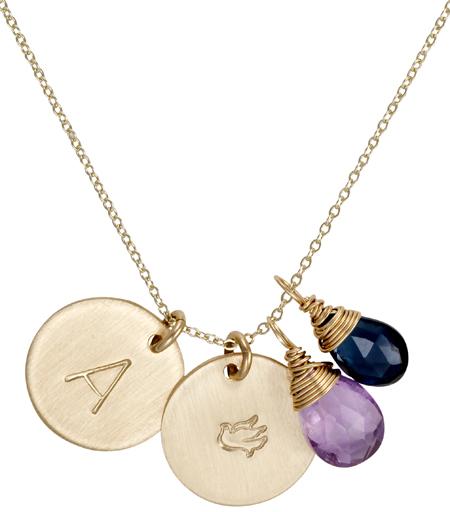 Nashelle Identity Lucky Charm Necklace