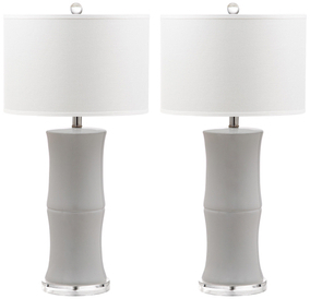 Safavieh Bamboo Table Lamps (Set of 2)