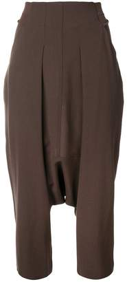 Rick Owens harem trousers