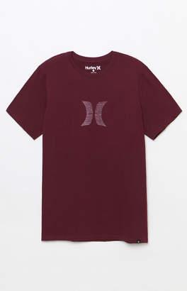 Hurley Icon Push Through T-Shirt