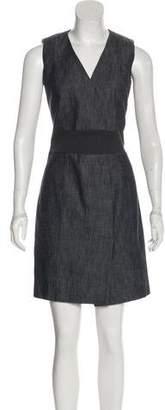 Victoria Beckham Denim Mini Dress