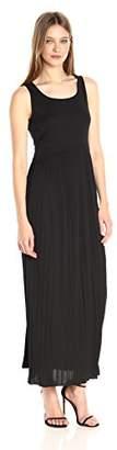 Jones New York Women's Slvless Scoop Nk Maxi Dress