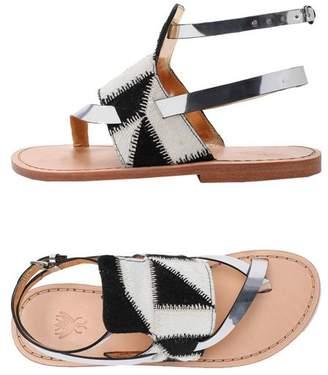 FOOTWEAR - Toe post sandals Sanchita 7ctLwJI4qy