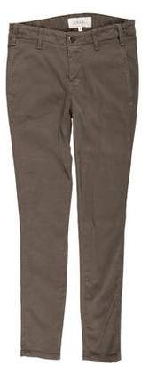 The Great Mid-Rise Skinny Corduroy Pants