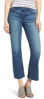 Parker SMITH Split Back Crop Jeans