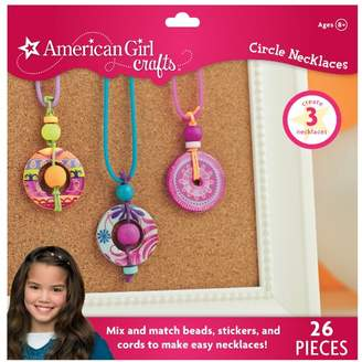 American Girl 30-669635 Crafts Circle Necklaces Kit