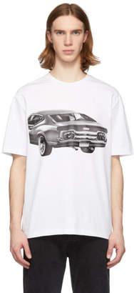 Calvin Klein Jeans Est. 1978 White Modernist T-Shirt