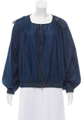 Lanvin x Acne Denim Zip-Up Jacket