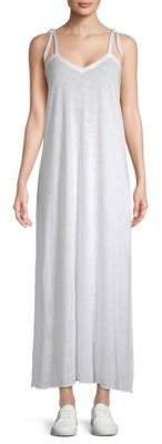 Zadig & Voltaire Self-Tie Printed Dress