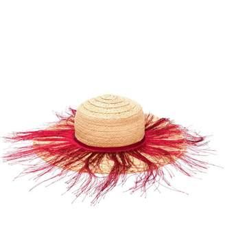 Forte Forte fringed sun hat