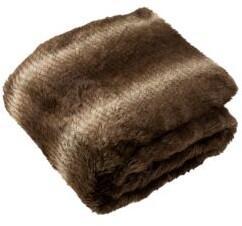 Safavieh Faux Fur Throw